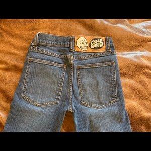 Cheap Monday size 25 jeans!